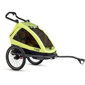 s'cool taXXi Elite Trailers for One lemon
